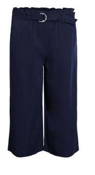 Damen Culotte blau