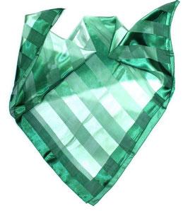 Schal Mikrofaser grün