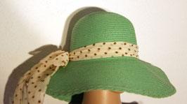 Sommerhut grün