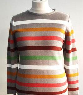 Damen Pullover coloured