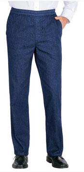 Männer Schlupf Jeans Blau