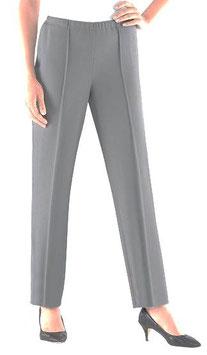 Damenhose grau