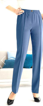 Damenhose Hellblau