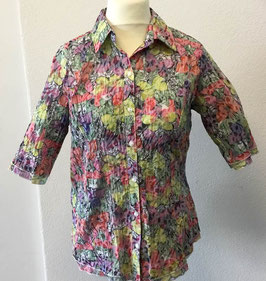 Damen Bluse Tropical