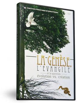 La Genèse, l'évangile et la question création / évolution