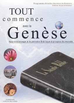 Tout commence avec la Genèse