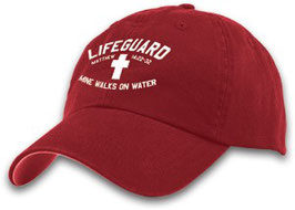 Lifeguard - mine walks on water