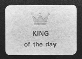 Art. 18.030 / King of the day
