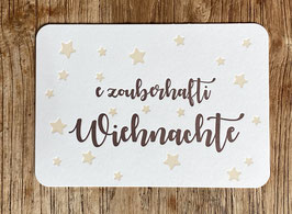 "Art. 18.034 / ""e zouberhafti Wiehnachte"""