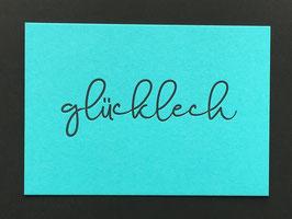 """Art. 19.018 / """"glücklech"""""""