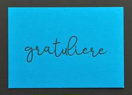"""Art. 19.016 / """"gratuliere"""""""