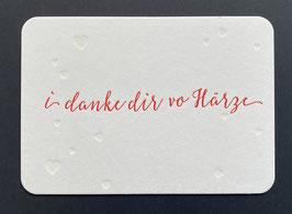 "Art. 17.003 / ""i danke dir vo Härze"""