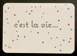"""Art. 18.010 / """"c'est la vie"""""""