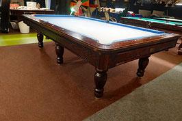 Billiardtisch, Turniertisch, 9 feet Löwentisch Pooltisch - 120420212