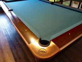Turniertisch Pooltisch 8 feet Clash - 030720201