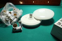 LED Glühbirne SAMSUNG CHIP 24W UFO+E27-E27 Verlängerung Billard -210620218