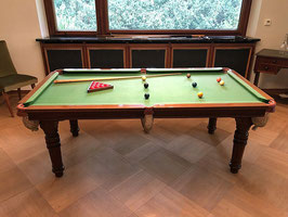 Snooker Tisch Antiker Riley 6 feet Snooker tables in Accrington -041020210