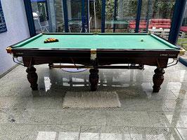 Snooker Riley Aristocrat 9 feet Steelblock -190820210