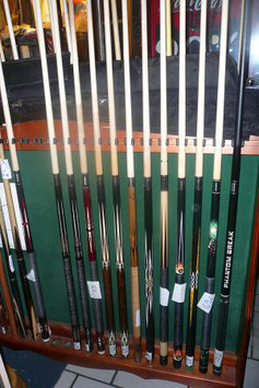 Buffalo Cue Poolcue Neu