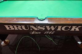 Pooltisch9 feet Brunswick GC III Ballrücklauf -050520210