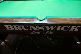 9 feet Brunswick GC III  Billard Pooltisch - extra hoch für große Spieler -180820210