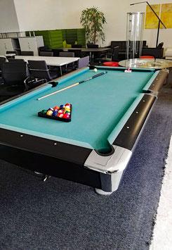 Billiardtisch Turniertisch 8 feet Clubmaster Pooltisch -260420210