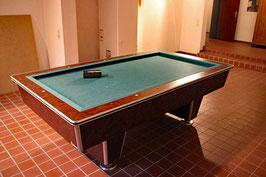 Carambolage Billiardtisch Monza mit Heizung - 120420210