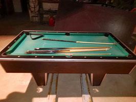 Billardtisch Turniertisch 6 feet Monza -130320190