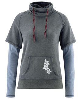 KODAMA SWEATER RED CHILI