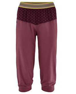 UNRA 3/4 PANT RED CHILI
