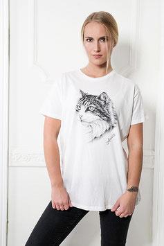 "Shirt ""Katzenschönheit"""