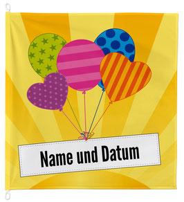 Knabenfahne «Ballone»