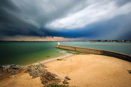 Orage sur Merquel, Photographie sur Alu Dibond 40*60cm