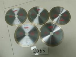 2065 ☆送料無料☆ セラエースプラス 180mm 5枚set