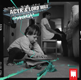 Acyr & Lord Wax - Reaktanzia (CD)
