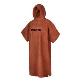 Mystic Poncho Regular Rusty Red