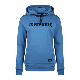 Mystic  Brand Hoodie Sweat Denim Blue
