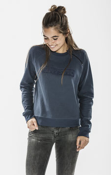 Mystic Grafity Sweat M Dark Blue