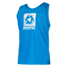 Mystic Star Quick Dry Loosefit Tanktop Blue