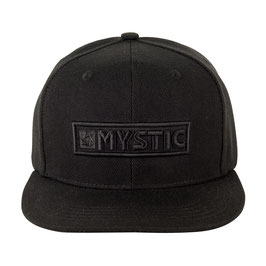 Mystic Local Cap in Caviar