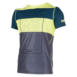 Mystic Drip Quick Dry S/S Lime
