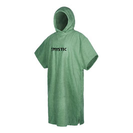 Mystic Poncho Regular Sea Salt Green
