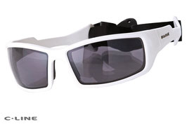 C-Line Glasses Davy Unisex White