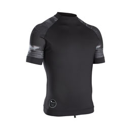 ION Rashguard Men Maze SS Black Capsule