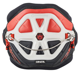 Manera EXO Waist Harness Red White Black