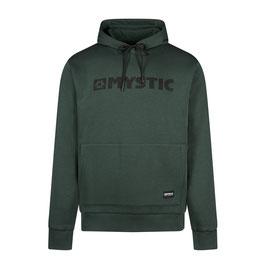 Mystic  Brand Hood Sweat in Cypress Green