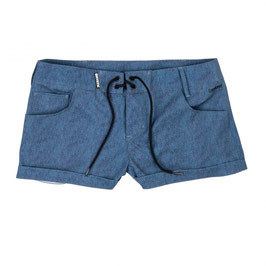 Mystic Cheat Boadshort Women Powder Blue