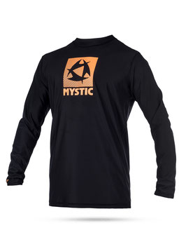 Mystic Star Quick Dry L/S Black*