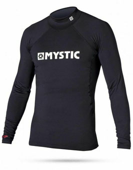 Mystic Star Vest Men L/S Black