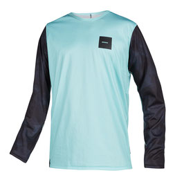 Mystic Majestic L/S Quickdry Black Mint